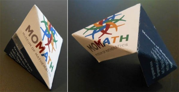 Math monday business cards ii national museum of mathematics of course you get a rectangle with a 3 1 aspect ratio but a business card at 35 inches by 2 inches is sufficiently close to that ratio off by colourmoves
