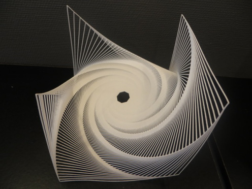 """Hurricane Sandy"" by Manuel Diaz Regueiro"