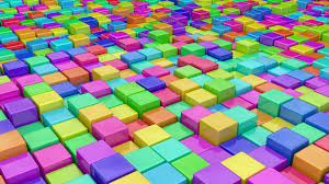 coloredCubes