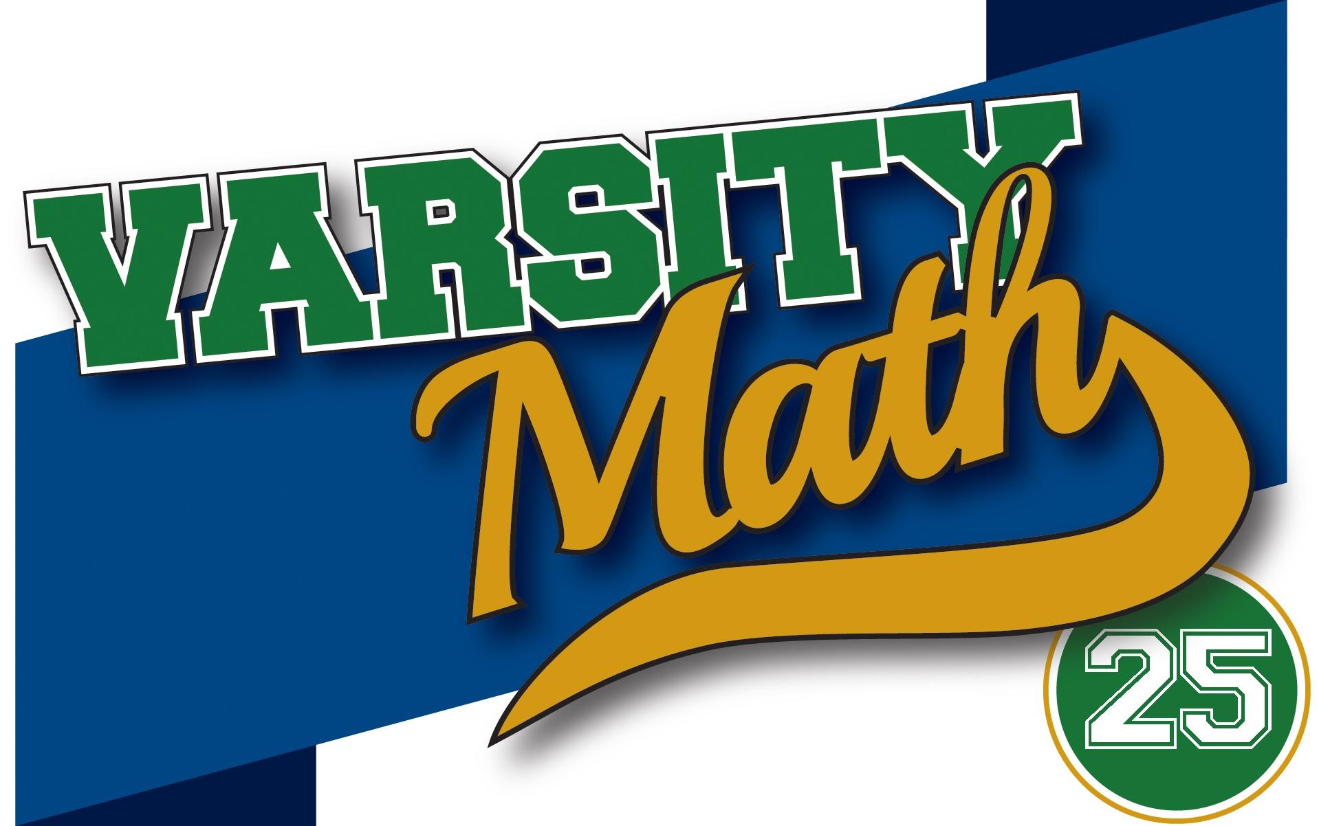 Varsity Math 25
