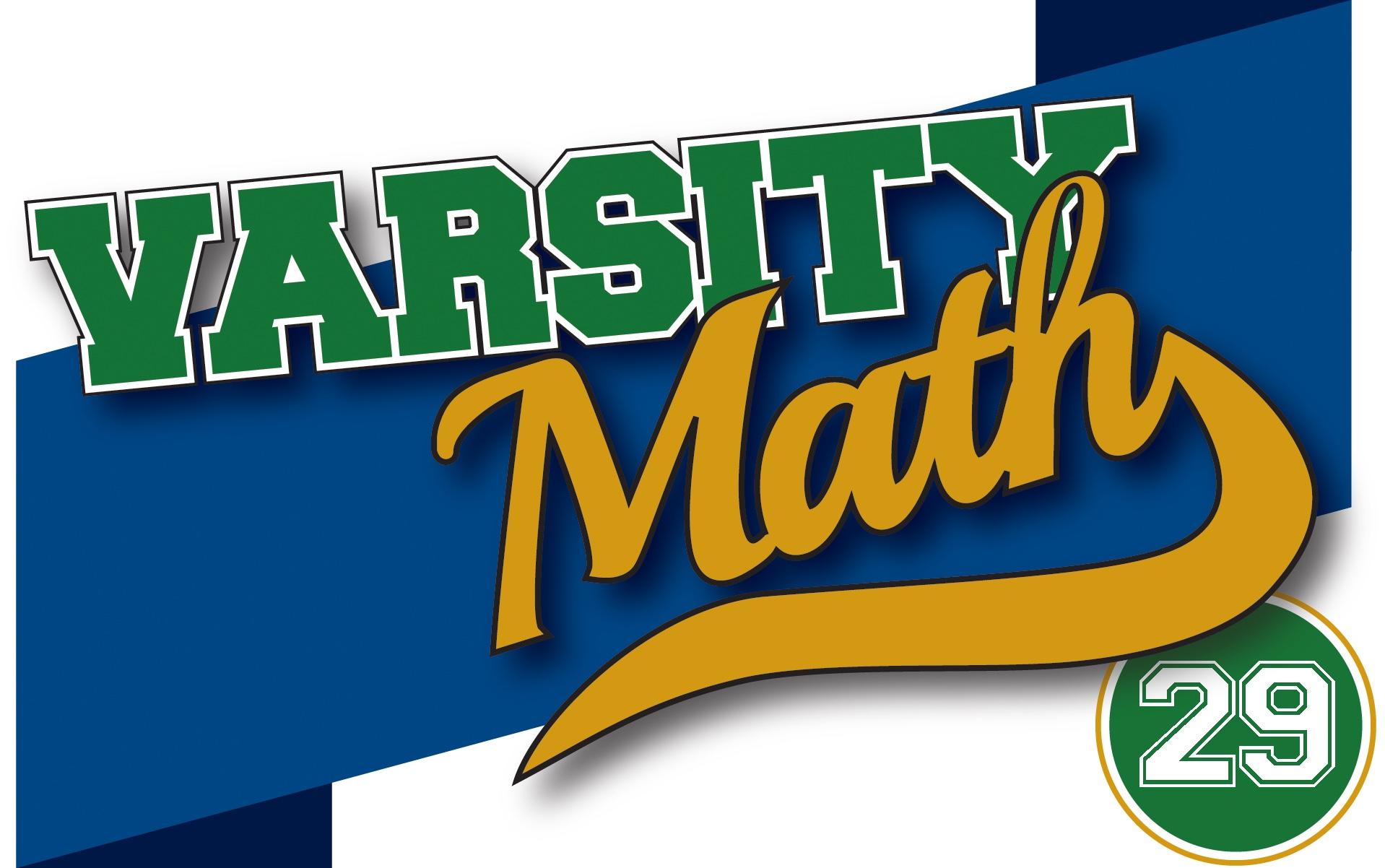 Varsity Math 29