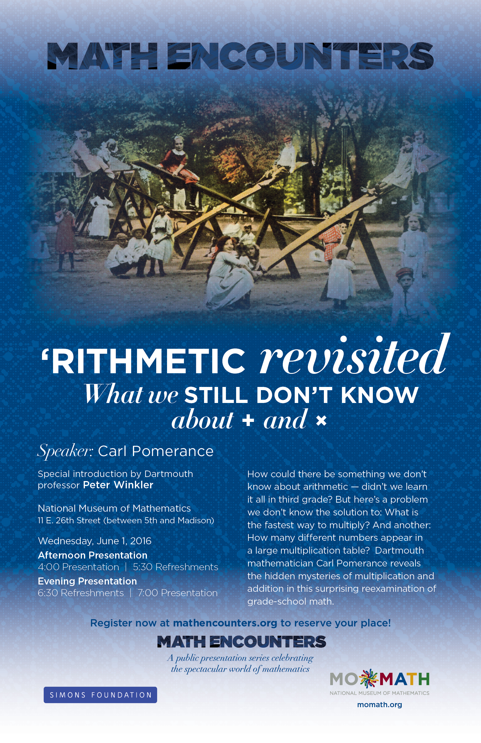 'Rithmetic Revisited