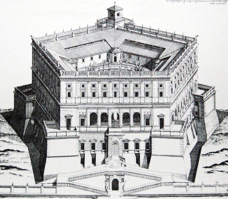 Pentagonal Villa