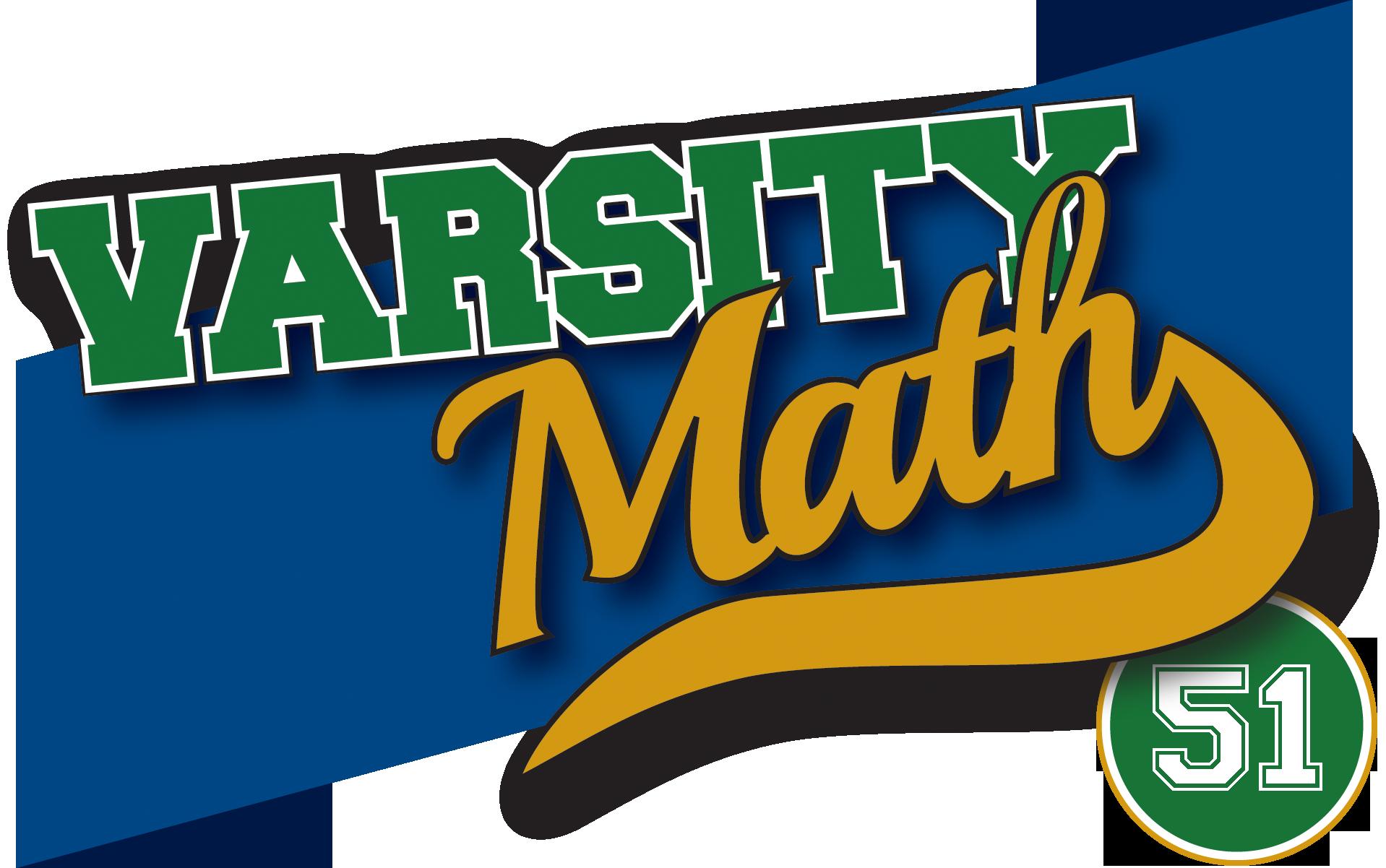Varsity Math 51