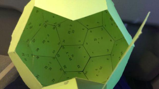 Plane Polyhedron