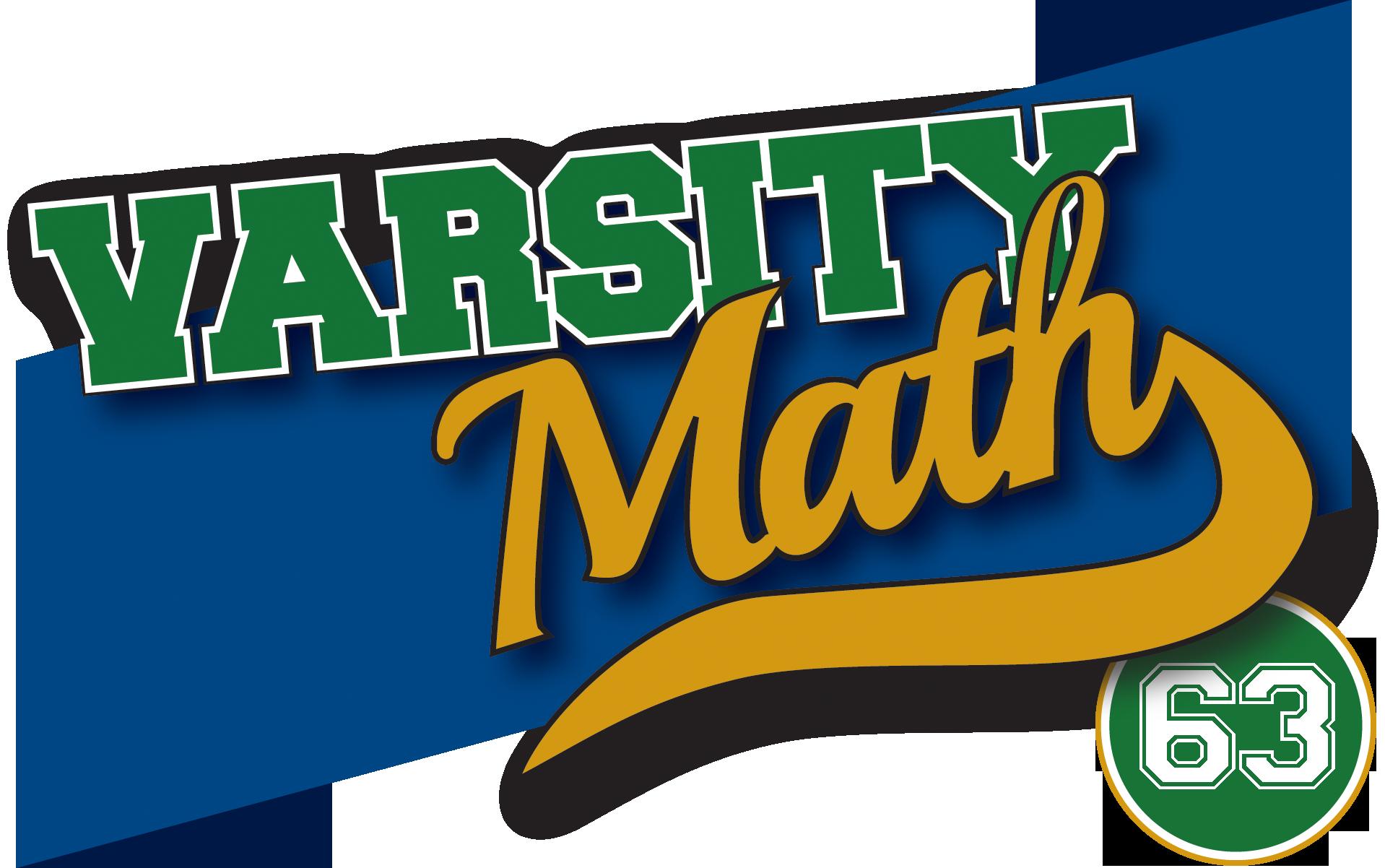 Varsity Math 63