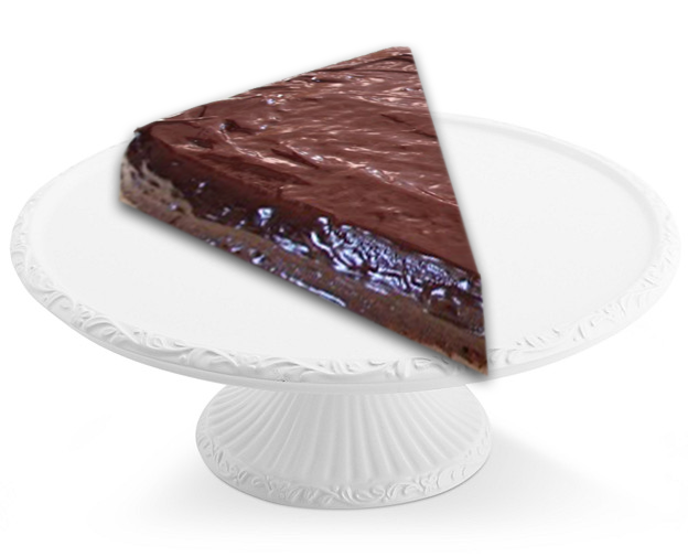 Chocolicious triangle cookie