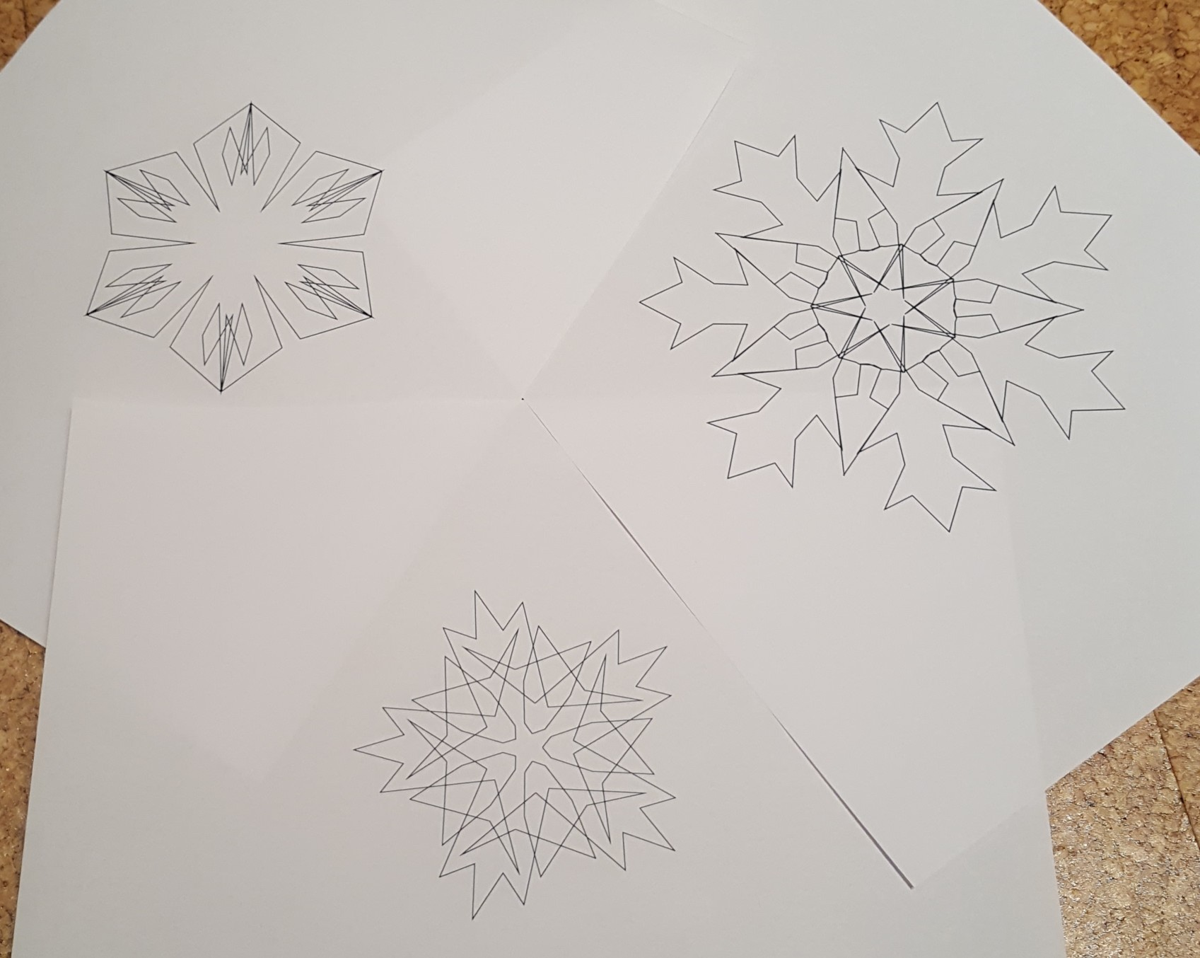 history of paper snowflakes Piece of paper cut your paper in half leaving two long pieces how-to-make-paper-snowflakes-infographic author: prime publishing keywords: dab8mwlrulg.