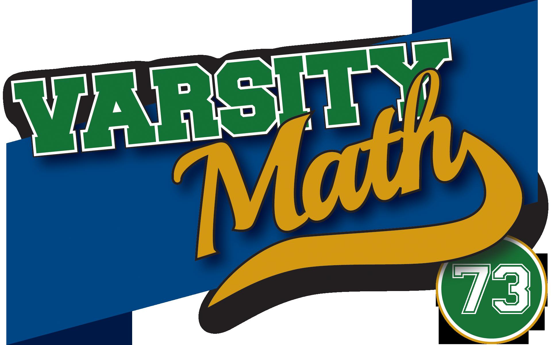 Varsity Math 73