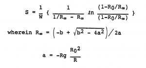 Kubelka-MunkEquation