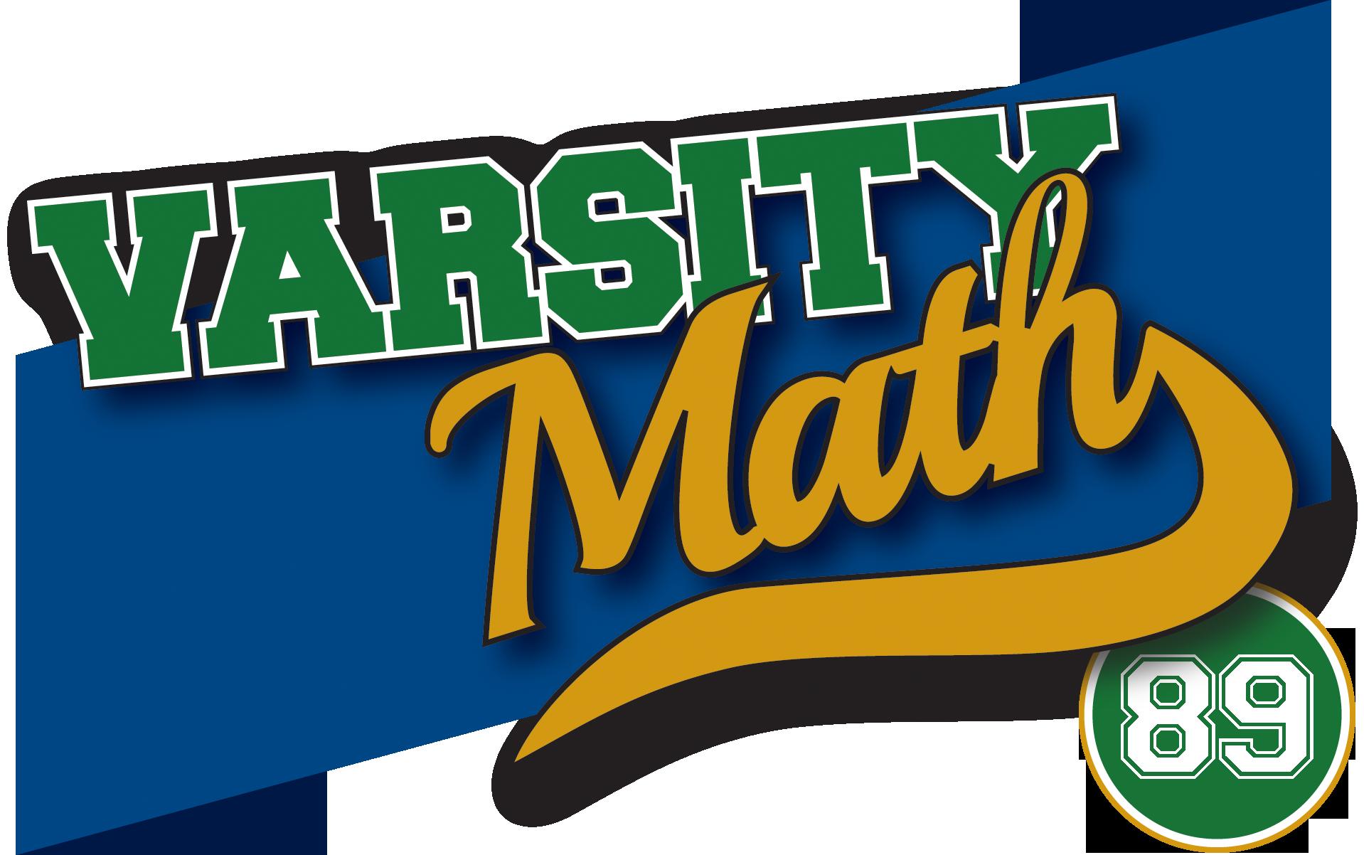 Varsity Math 89