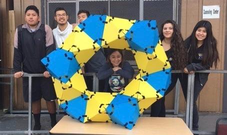 Hole Polyhedra