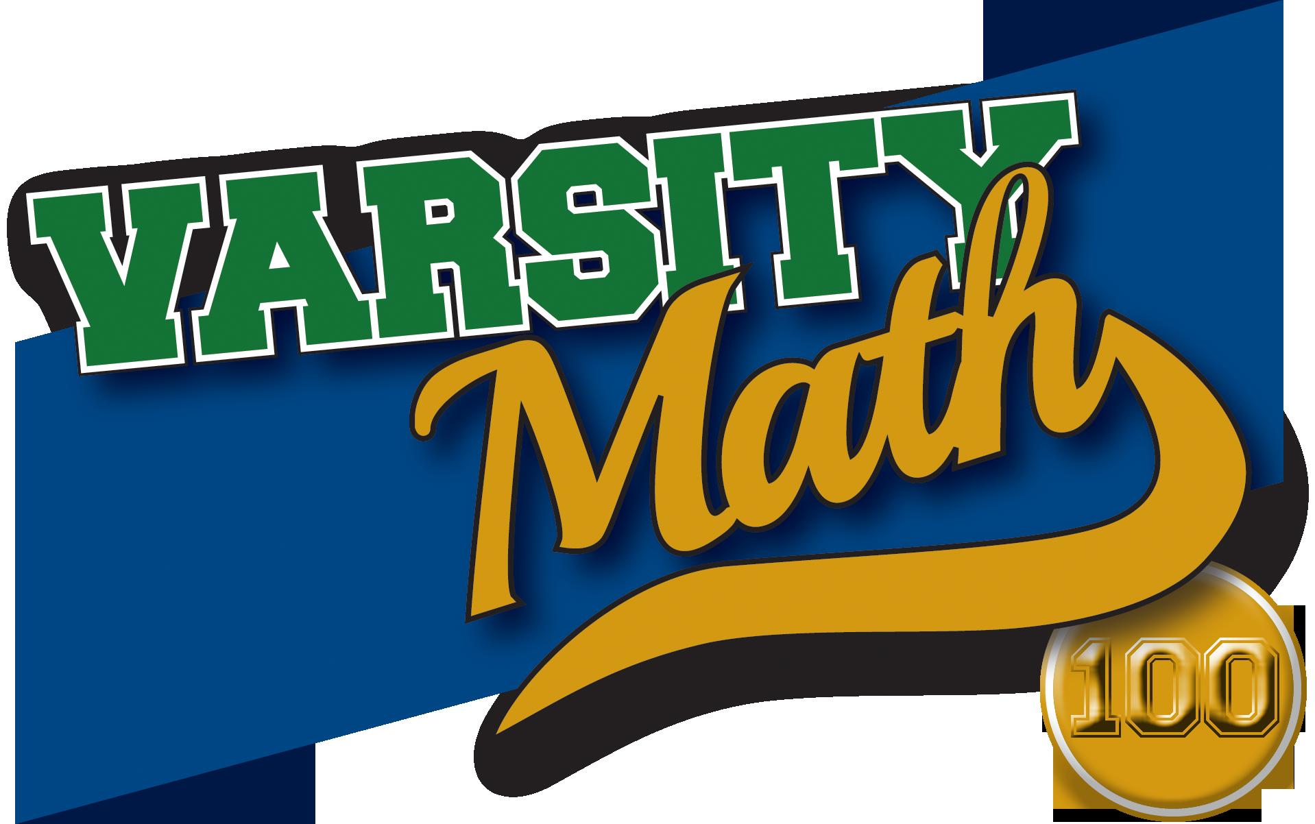Varsity Math 100