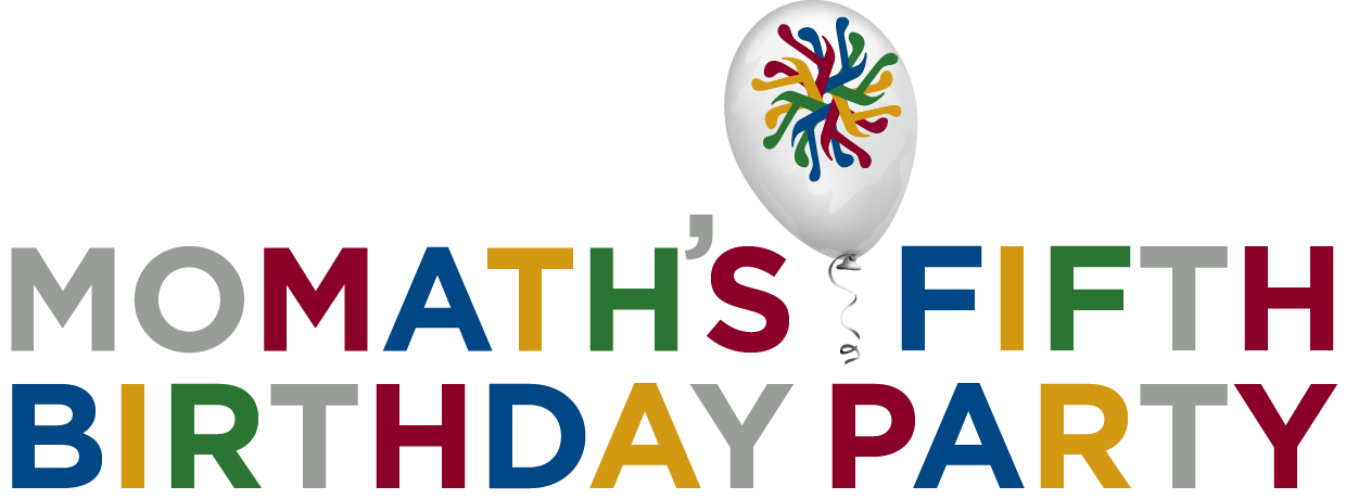 Celebrating MoMath's 5th Birthday!