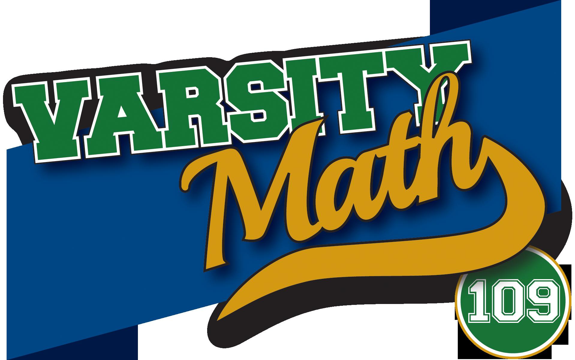 Varsity Math 109