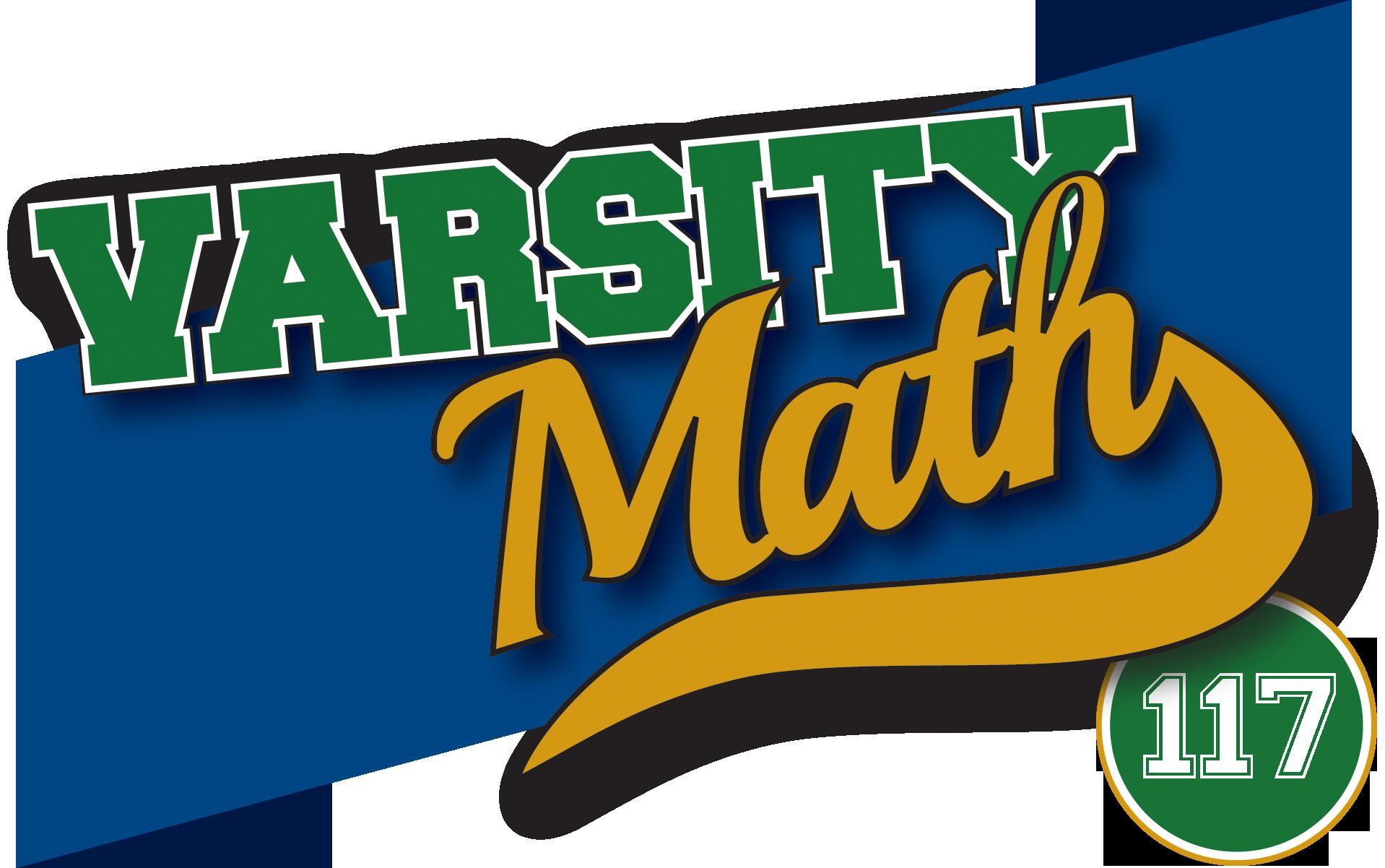 Varsity Math 117