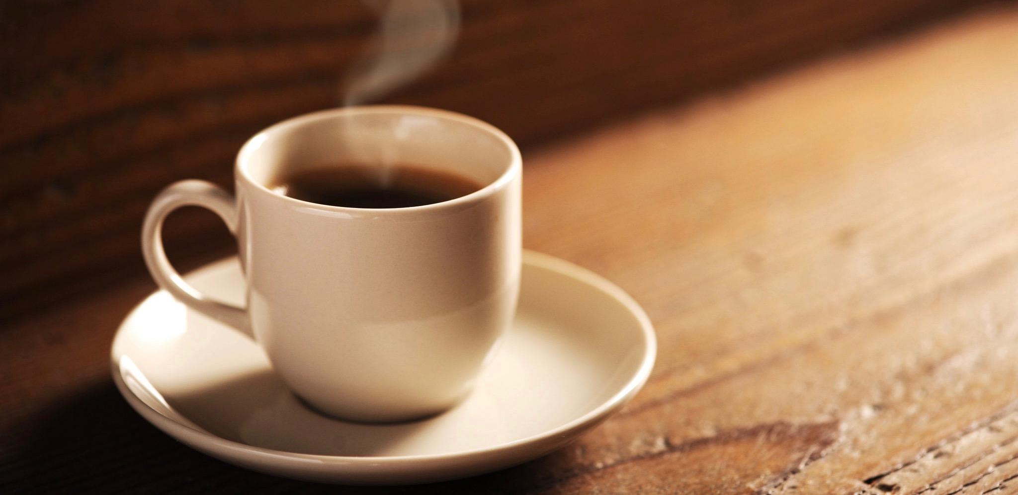 Mmmm coffee...