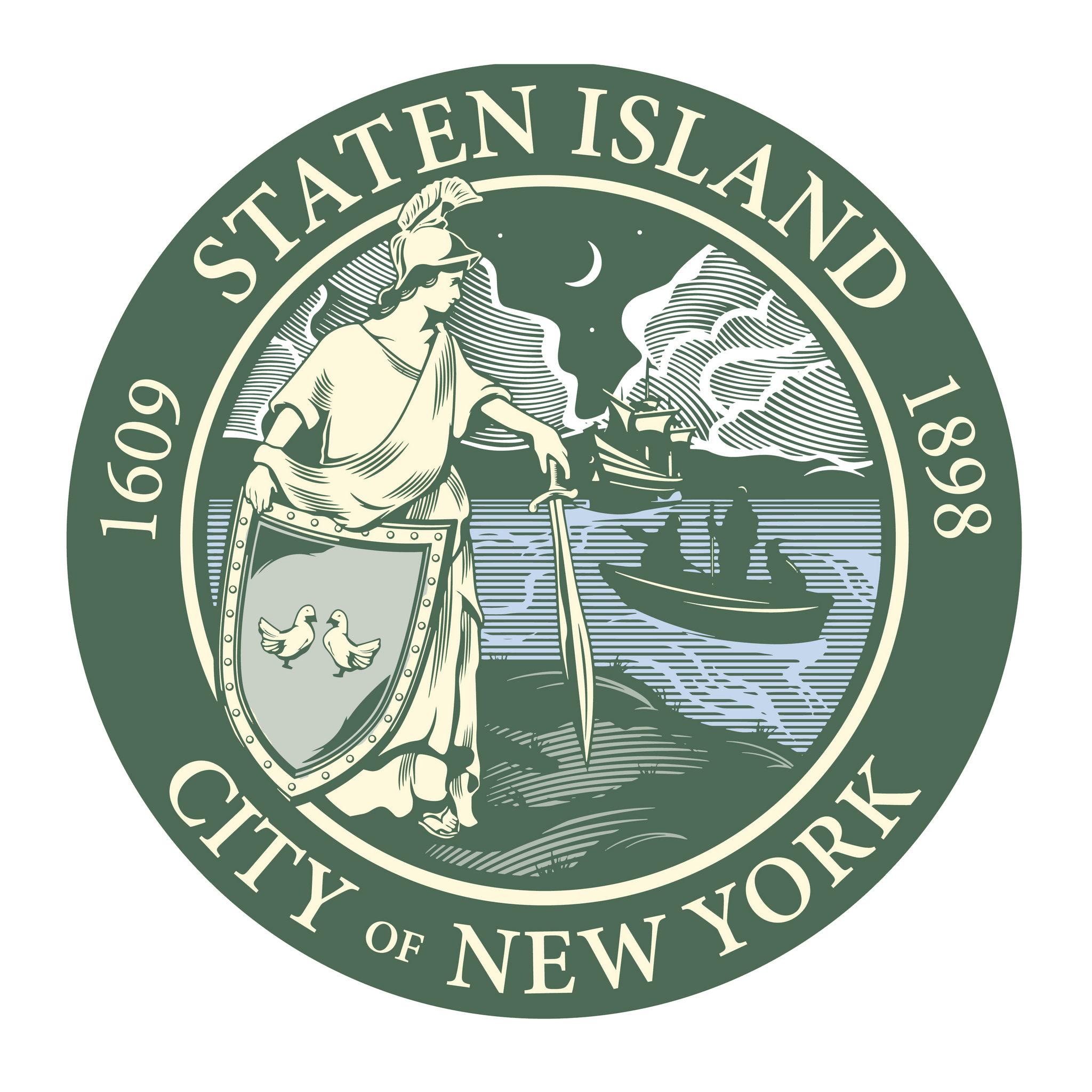Staten Island Seal