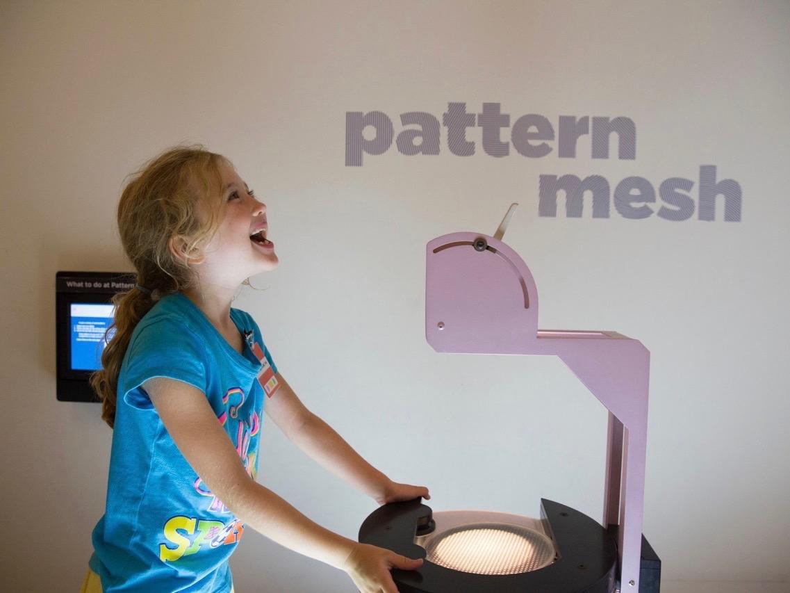 Pattern Mesh