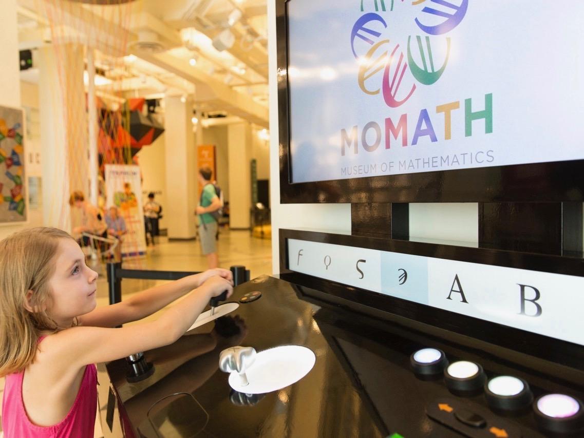MoMath Logo Generator