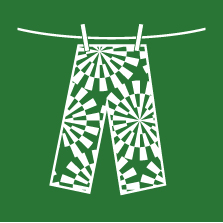 Pattern Pants Icon