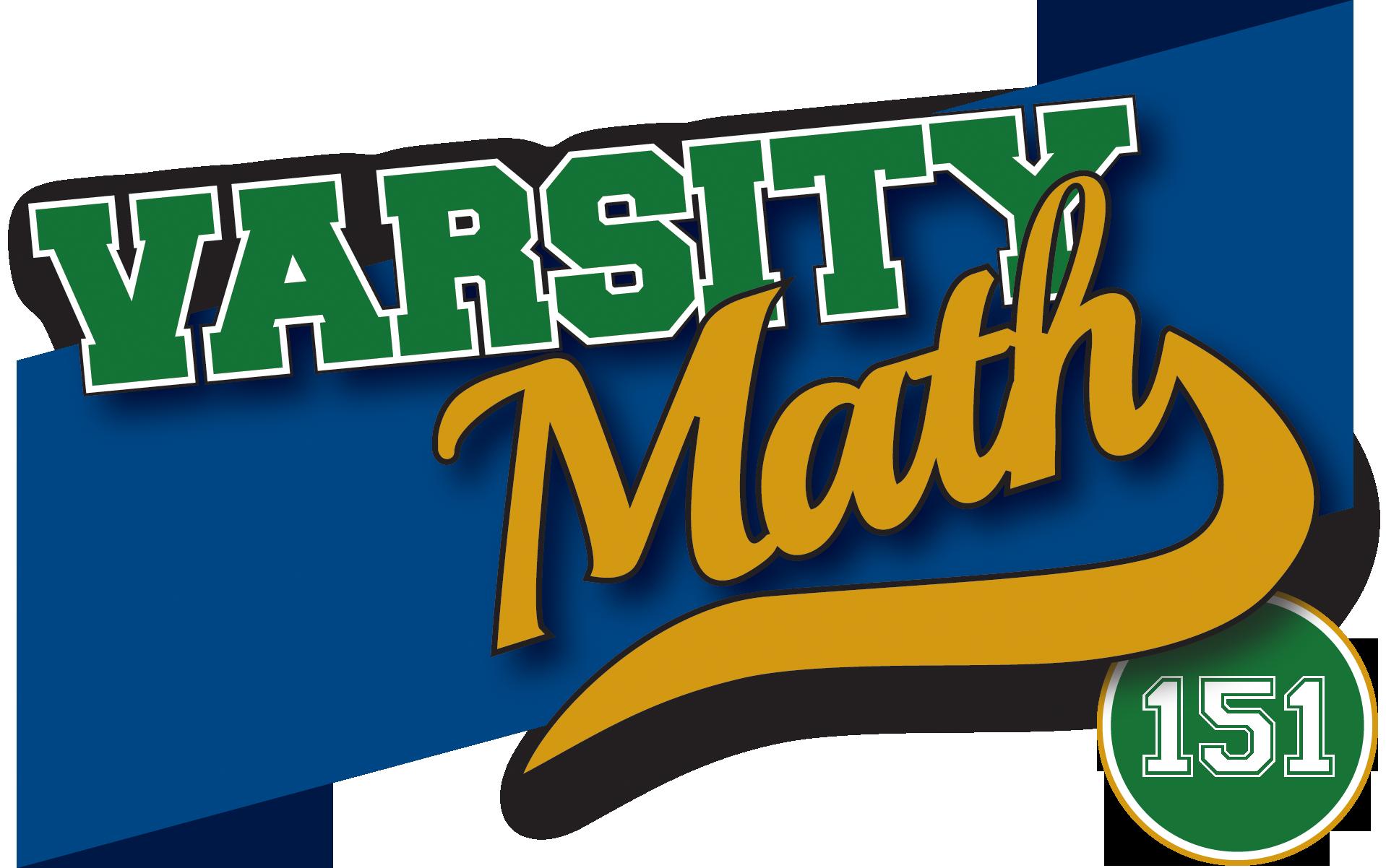 Varsity Math 151