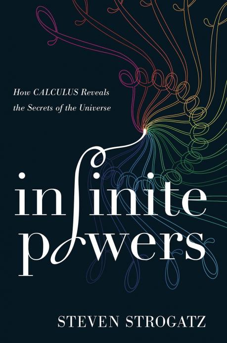 Cover art for Infinite Powers by Steven Strogatz
