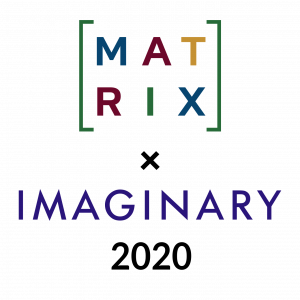 Matrix x Imaginary 2020 logo