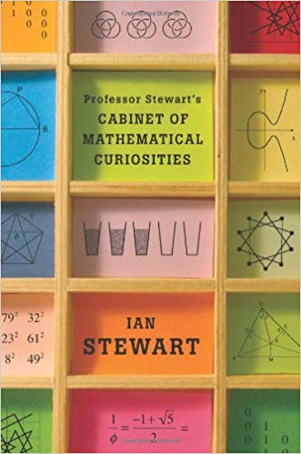Book cover of Professor Stewart's Cabinet of Mathematical Curiosities by Ian Stewart