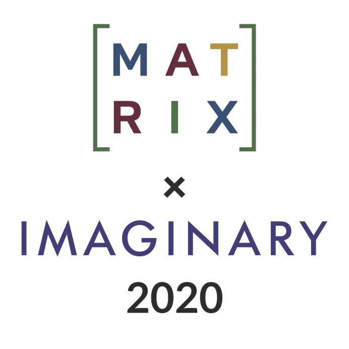 MATRIX x IMAGINARY 2010 logo