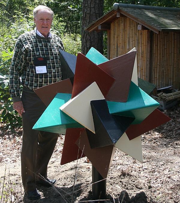 Dale Seymour 5 Tetrahedra