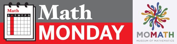 Math Monday Banner