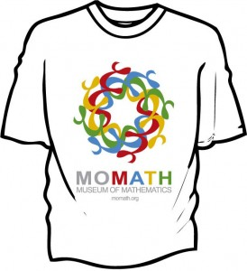 MoMath Youth T-Shirt Design