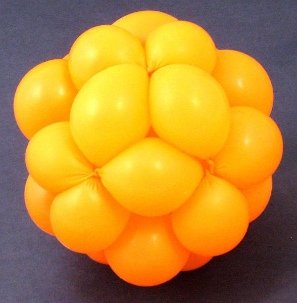 balloon-cuboctahedron