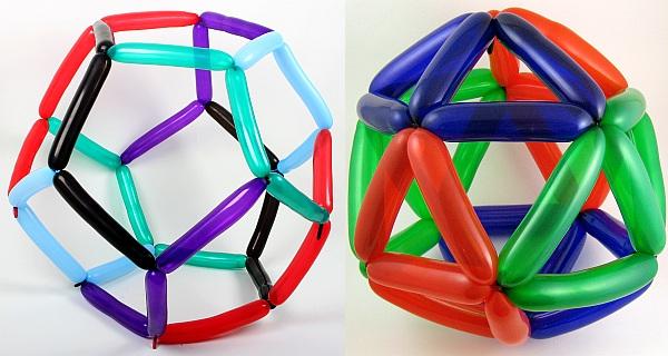 balloon-polyhedra