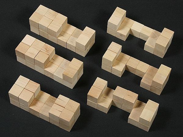burr-puzzle-parts