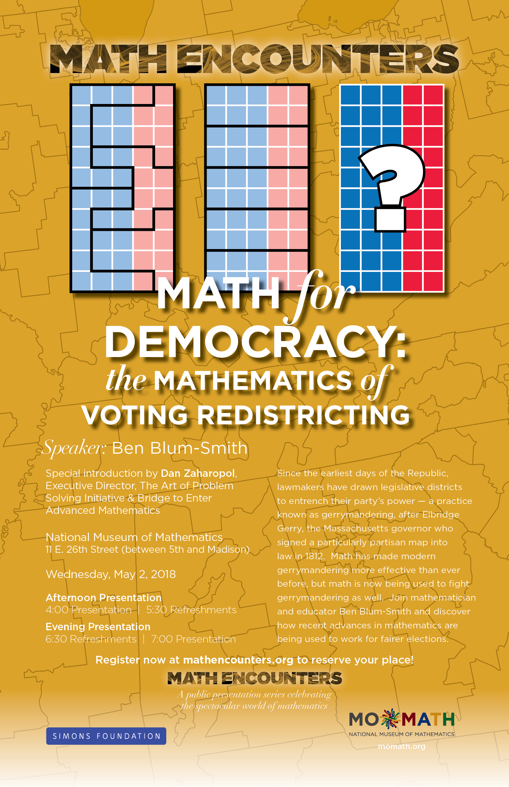 Math Encounters: \