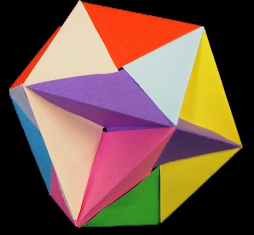 Origami structure