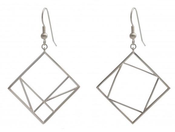 Pythagoras Earring