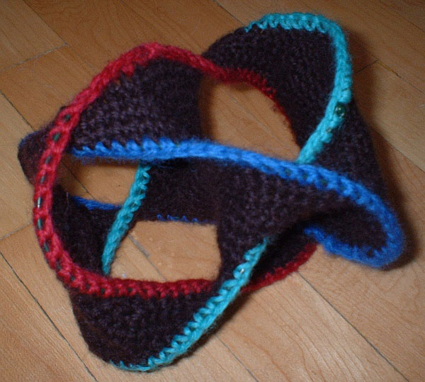 Crochet Borromean Rings