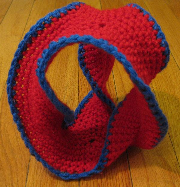 Crochet Trefoil