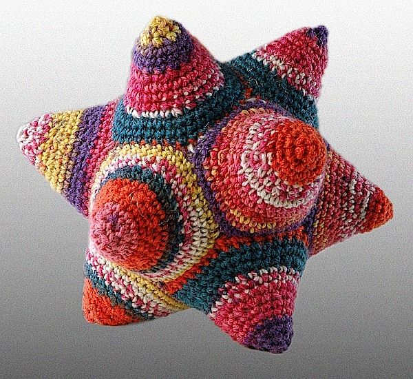small stellated dodecahedron instructions