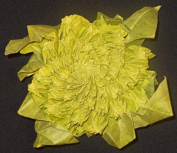 Origami Fractal