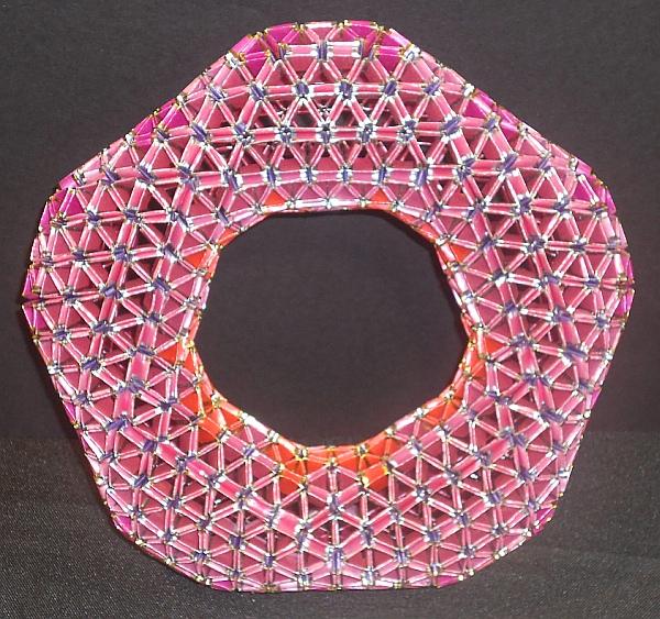 Origami Torus