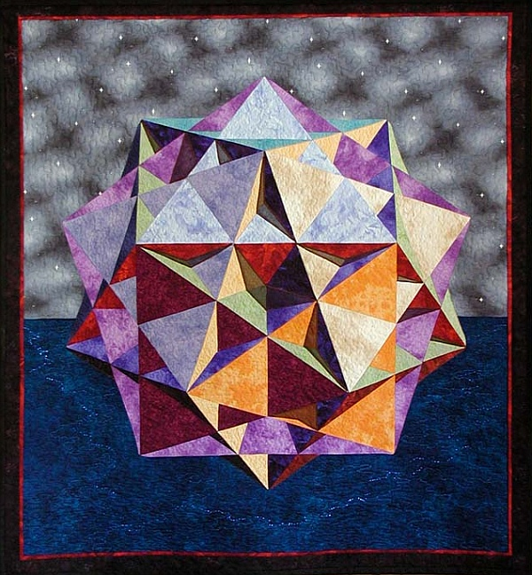 Polyhedron Quilt