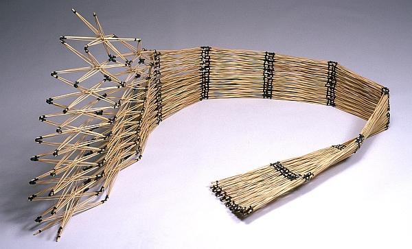 Math Monday Flexible Stick Structures National Museum
