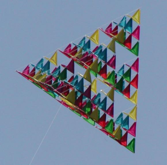 Tetrahedron Ripples