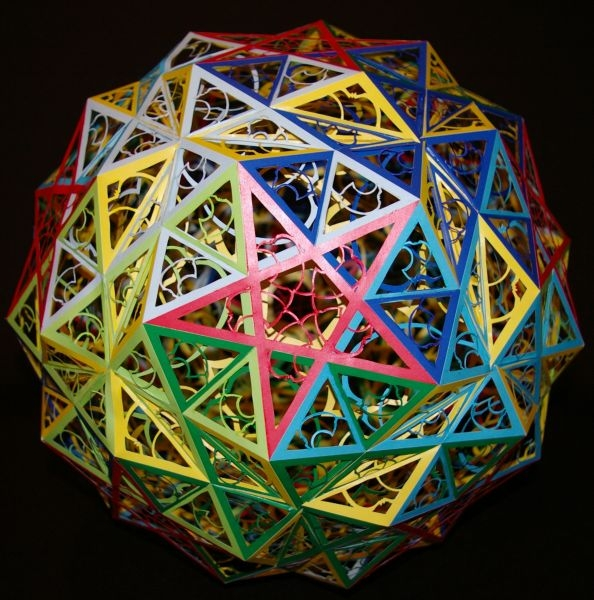 Ulrich Dodecadodecahedron